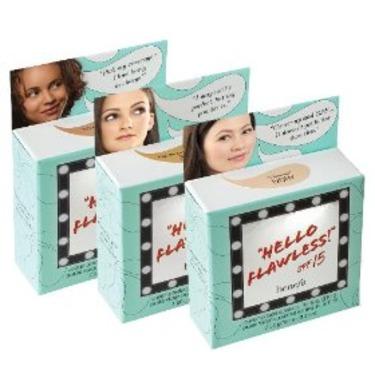 Benefit Cosmetics Hello Flawless! Custom Powder Cover Up