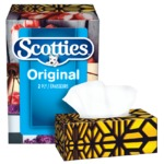 Scotties Multi 2-Ply Facial Tissue