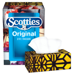 Scotties Multi 2-Ply Facial Tissue