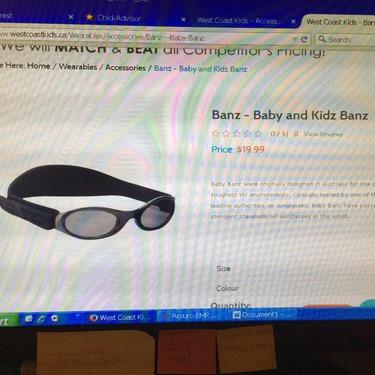 Benz Kids Sunglasses