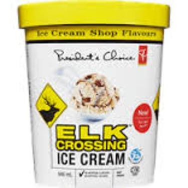 President's Choice Elk Crossing Ice Cream