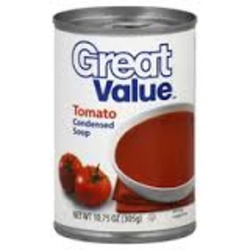 Great Value Tomato Soup