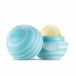 eos Organic Smooth Spheres Lip Balm in Vanilla Mint