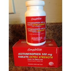 Compliments Acetaminophen
