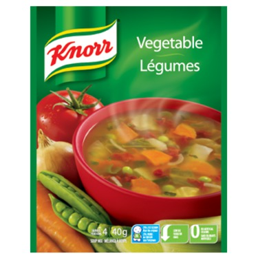 Knorr Vegetable Dry Soup Mix