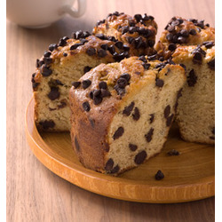Starbucks Reduced Fat Banana Chocolate Chip Coffee Cake