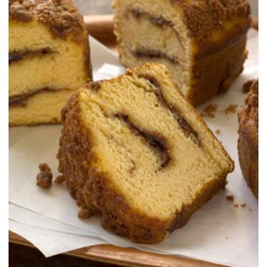 Starbucks Reduced Fat Cinnamon Swirl Coffee Cake