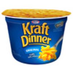 Kraft Dinner Cups