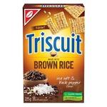 Christie Foods Triscuit Sea Salt and Black Pepper