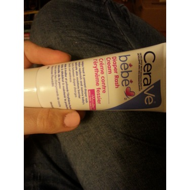 CeraVe Bébé Diaper Rash Cream