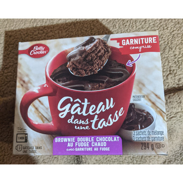 Betty Crocker Fudge Brownies