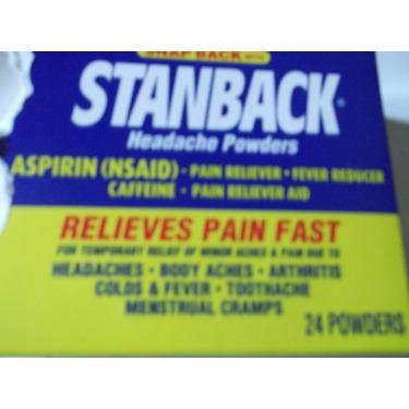 Stanback Powders