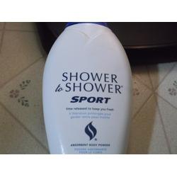 Shower to Shower Sport Scent