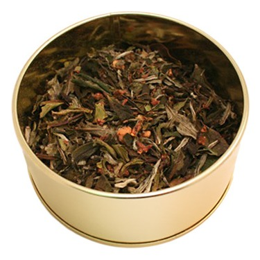 Steeped and Infused Jasmine Apricot White Tea