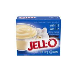 JELL-O Instant Vanilla Pudding
