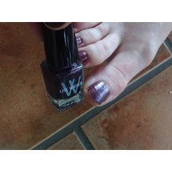Lise watier nail polish