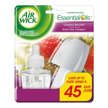Air Wick Life Scents Country Berries Scented Oil