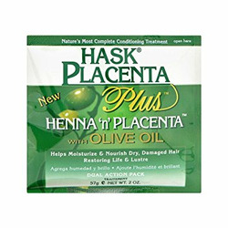 Hask Placenta Plus with Olive Oil