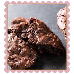 Starbucks Flourless Chewy Chocolate Cookie