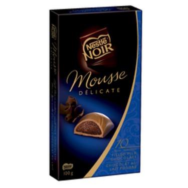 Nestle NOIR Mousse Delicate Milk Chocolate