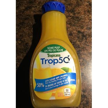 Tropicana Trop50 Orange Juice