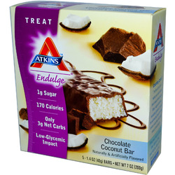 Atkins Endulge Chocolate Coconut Bar