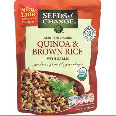 Seeds of Change Organic Rice Blends