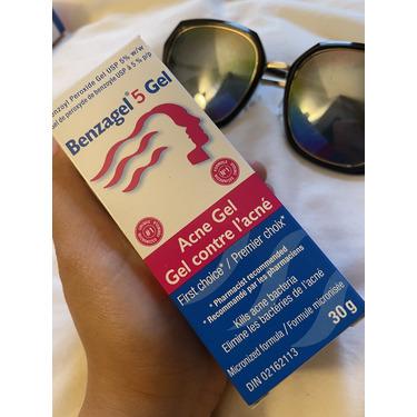 Benzagel 5 Acne Gel