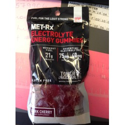 MET-Rx Electrolyte Energy Gummies