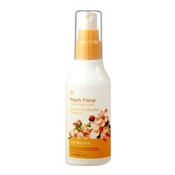 The Face Shop Peach Floral Clear Hair Mist