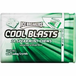 Ice breakers Cool Blasts