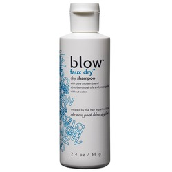 Blow Faux Dry