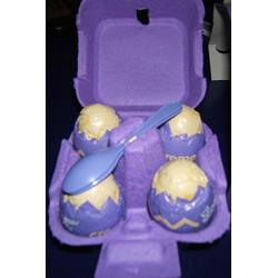 Milka L'il Scoops Chocolate Eggs