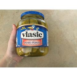 Vlasic Zesty Dill Pickles