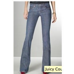 Juicy Couture Fluffy Stretch Jeans