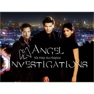 Angel Complete Box Set