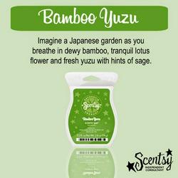 Scentsy Bamboo Yazu