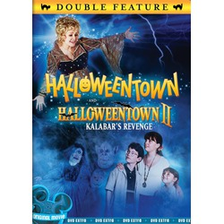 Halloweentown and Halloweentown II Kalabar's Revenge