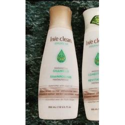 Live Clean Exotic Nectar Argan Oil Restorative Shampoo