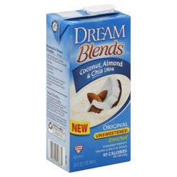 Dream Blends Coconut, Almond & Chia Drink