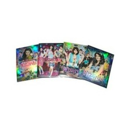 Wizards of Waverly Place Seasons 1-4 Box Set
