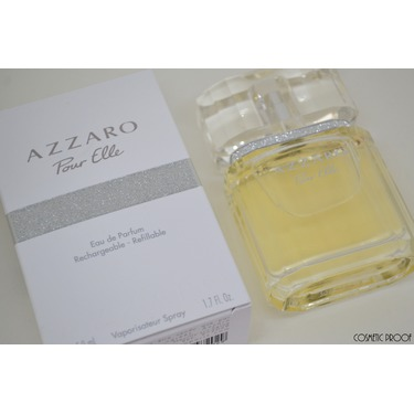 Azzaro Pour Elle Eau De Parfum Reviews In Perfume Chickadvisor