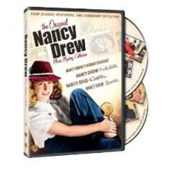 Nancy Drew Dvd