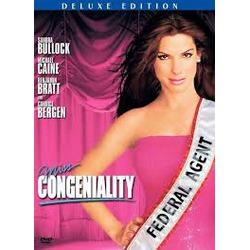 Miss Congeniality DVD