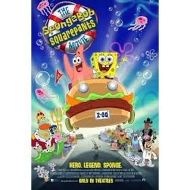 Sponge Bob Squarepants Movie