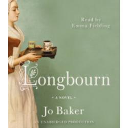 Longbourn by Jo Baker - audiobook