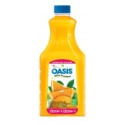 Oasis Omega 3 Valencia Gold Orange Juice
