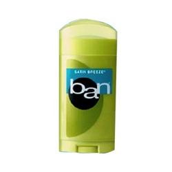Ban Anti-perspirant