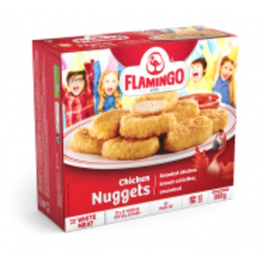 Flamingo Chicken Nuggets