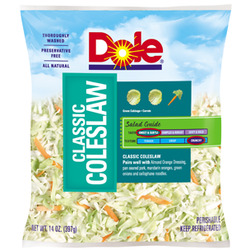 Dole Classic Coleslaw Blend